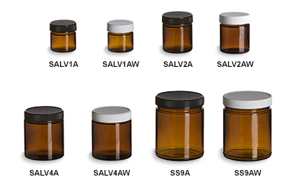 Ml Glass Amber Jars Wholesale Australia