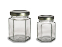 Hexagon Jars