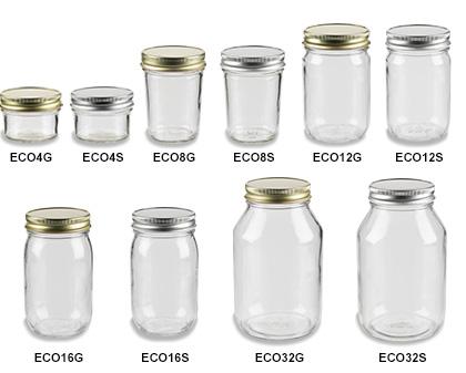 Mason Jars (Canning Jars)