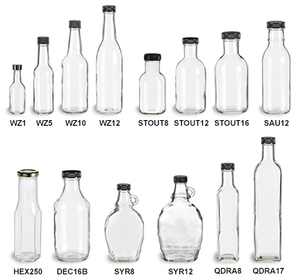 Sauce Bottles Wholesale Amp Bulk Specialty Bottle