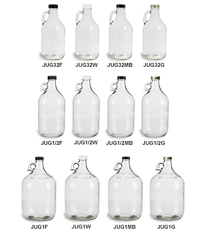 Jugs & Growlers